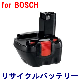 For ボッシュ 12V 【2 607 335 526】 リサイクルバッテリー